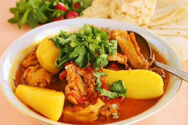 Бозбаш-–-турецкий-суп-с-говядиной-и-нутом